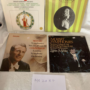 Mozart 8 Δίσκοι