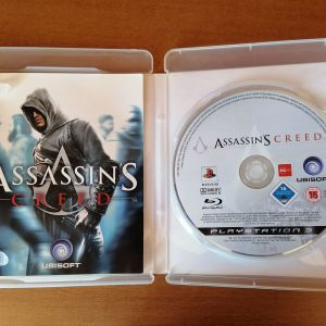 Assassin's Creed PlayStation 3