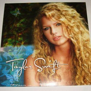 Taylor Swift (Σφραγισμένο Βινύλιο)
