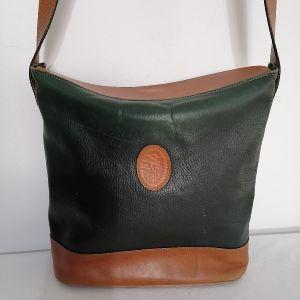 Δερμάτινη, νεανική τσάντα