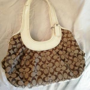 Coach tote/shoulder bag