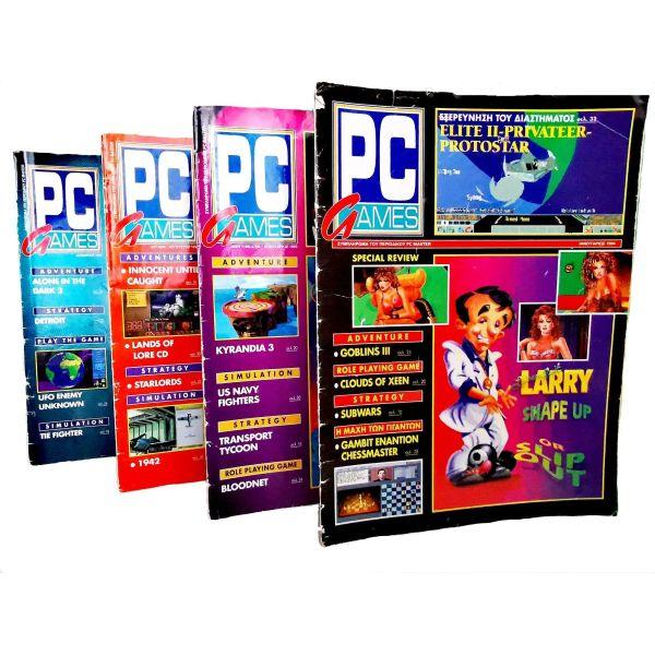 PC GAMES 12 spania tefchi (1993-1994)