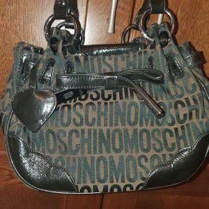 Αυθεντική μικρή τσάντα MOSCHINO
