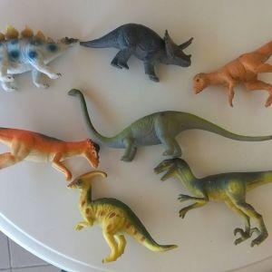 φιγουρες δεινοσαυροι 4