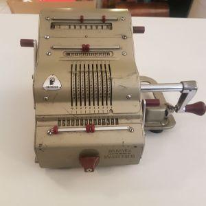 Συλλεκτική αριθμομηχανή Original brunsviga