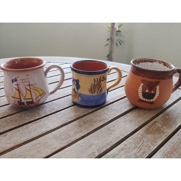 tris keramikes koupes