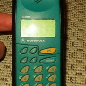 Κινητο τηλέφωνο MOTOROLA-FLARE-6200-GREEN-GSM-FROM-1990s