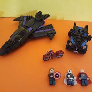 Lego superheroes 76047