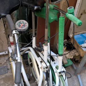 ποδηλατο γυμναστικης BASIC MAG2