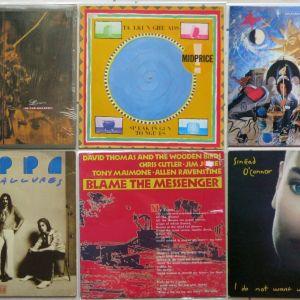 Δίσκοι βινυλίου διάφοροι #8