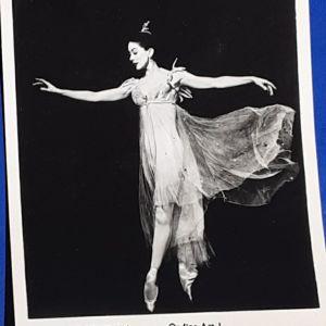 Margot Fonteyn αυτόγραφο