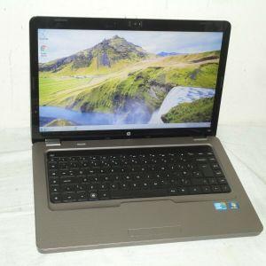 LAPTOP 15.6″ HP G62 INTEL CORE I3 M350 4GB RAM 500GB HDD WEBCAMERA WINDOWS 11