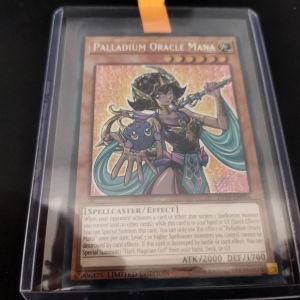Yu-Gi-Oh κάρτες (Mana #1)