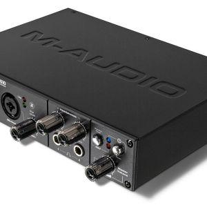 Εξωτερική κάρτα ήχου M Audio Pro fire 610