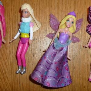 4 μικρες barbie