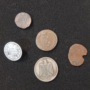 παλαιά νομίσματα