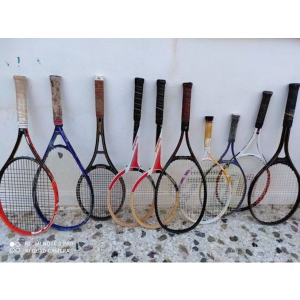 raketes tenis -Badminton - pingk pongk