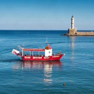 Πωλείται τουριστικό ημεροπλοίο glass bottom boat