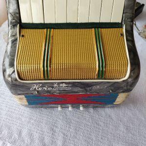 Vintage ακορντεόν