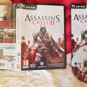 Πωλείται το Assasins Creed II( πλήρες) για PC