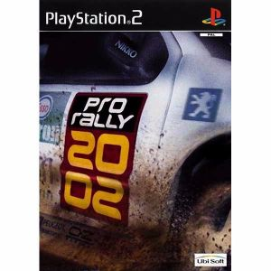 PS2 Game -PRO RALLY 20 02