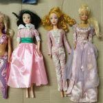 κούκλες  Barbies