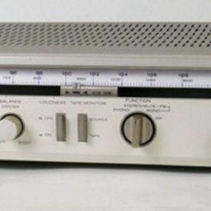 ραδιοενισχυτης hitachi sr 2000