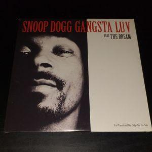 SNOOP DOGG GANGSTA LUV 5 TRACK CD SINGLE HIP HOP