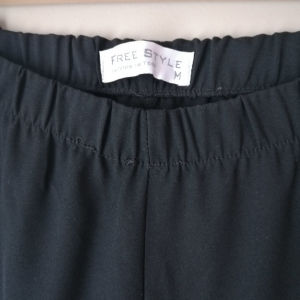 Καλοκαιρινή παντελόνα από καλό ύφασμα Μ
