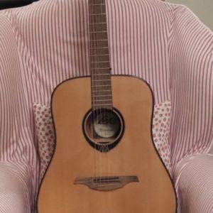 Ακουστική κιθάρα Lag GLA T66D Dreadnought
