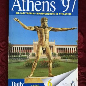 Athens 97 Daily Programme