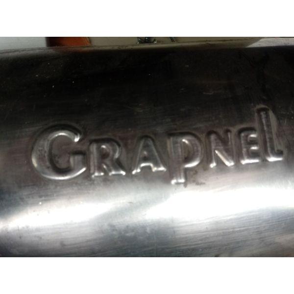 chiropiiti exatmisi INOX Stainless Steel.