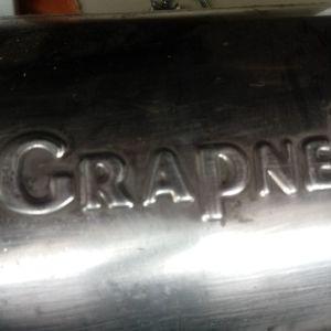 Χειροποίητη Εξάτμιση INOX Stainless Steel.