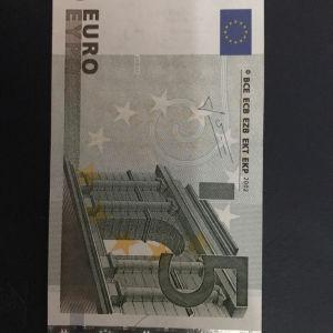 Χαρτονόμισμα 5 ευρω