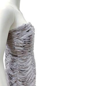Topshop Dress in Grey
