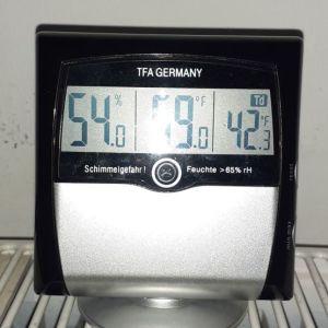 θερμομετρο υγρομετρο