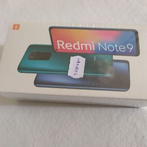 redmi note 9 dual 128GB