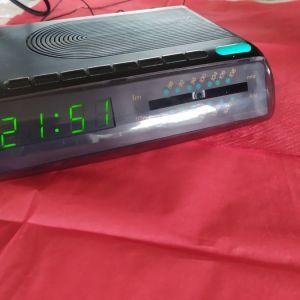 Ραδιόφωνο Ρολόι ξυπνητήρι