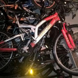 """ΑΝΤΑΛΛΑΓΗ . ποδηλατο  24"""" MIRAZ NEXT 24 MAUNTAIN FULL SUSPATION κλπ βουνου και δρομου  [24""""][26""""][20""""]"""