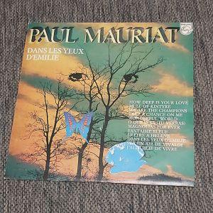 PAUL MAURIAT - DANS LES YEUX D'EMILIE 1978