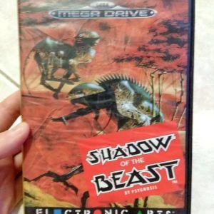 SHADOW OF THE BEAST SEGA MEGA DRIVE