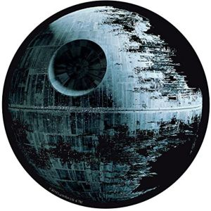 Mouse Pad Star Wars Death Star