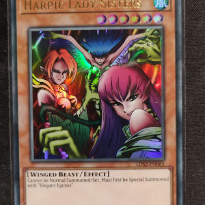 Harpie Lady Sisters Ultra Rare