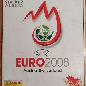 Panini Euro 2008 Άλμπουμ 588/588