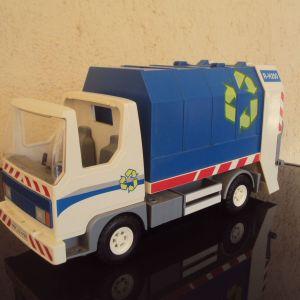 Playmobil.Φορτηγό Ανακύκλωσης,χωρις σπασιματα.