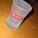 36 σφηνάκια Smirnoff