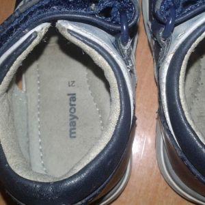 Χαρίζονται Βρεφικά παπουτσάκια Νο 21