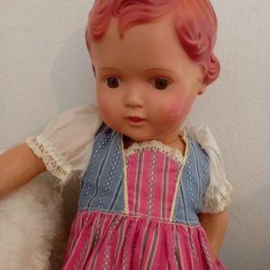 Αυθεντική κούκλα 1950s, Schildkröt