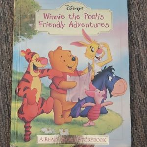 WINNIE THE POOH'S FRIEDLY ADVENTURES New York 1999