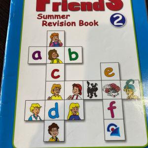 Super Friends 2 Summer Revision Book